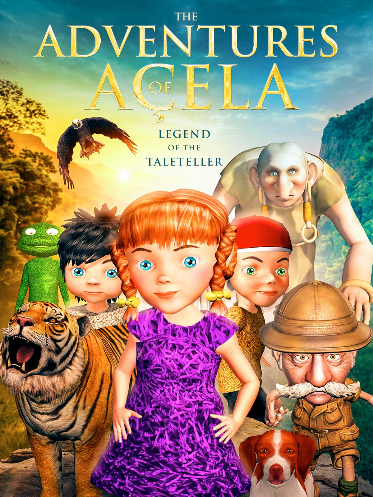 The Adventures of Açela on Amazon Prime Video UK