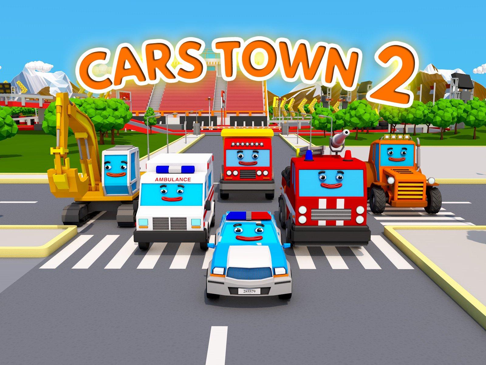 Cars Town 2 - Season 3