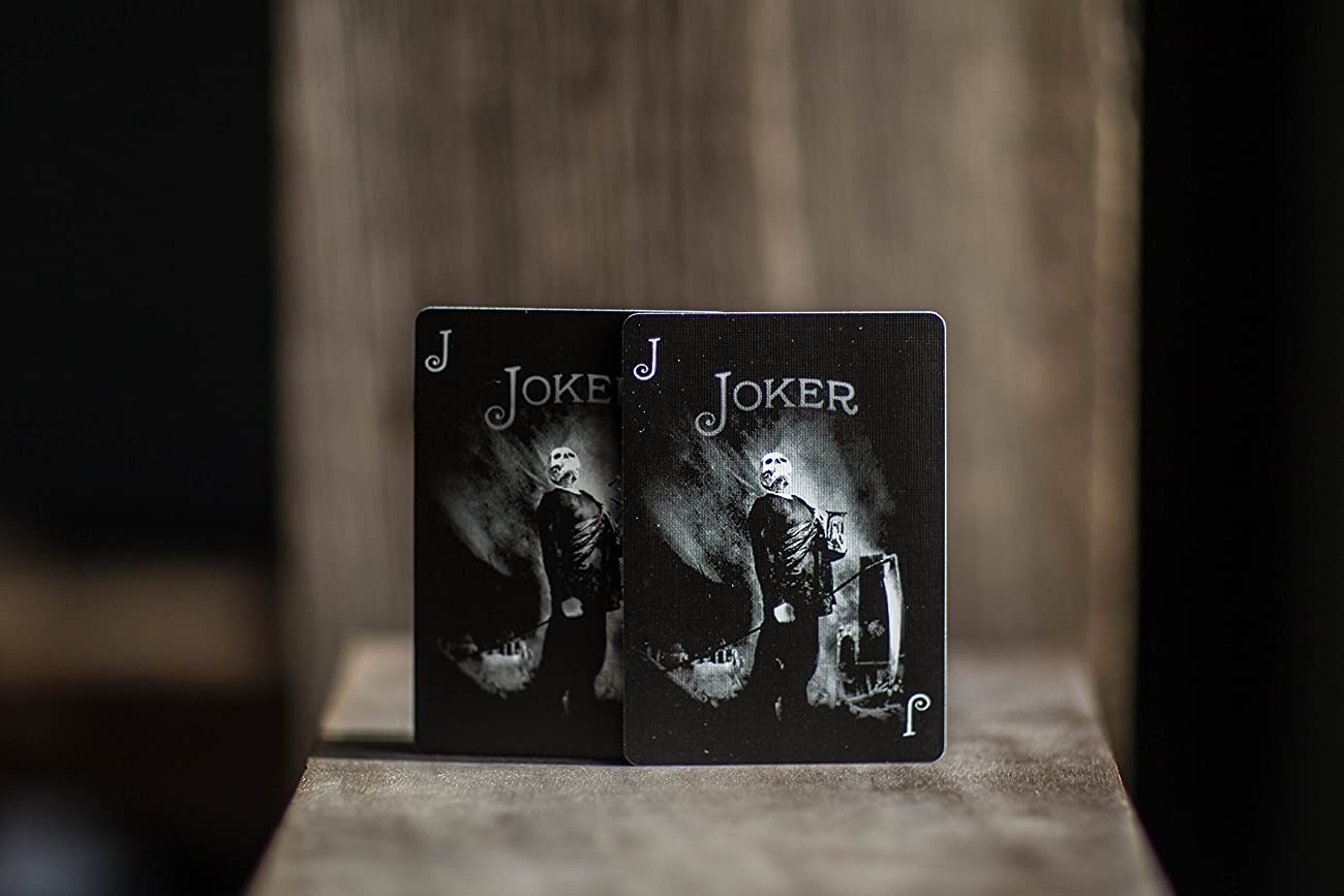 Ellusionist Bicycle Shadow Masters Playing Cards 4