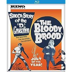 The Bloody Brood [Blu-ray]