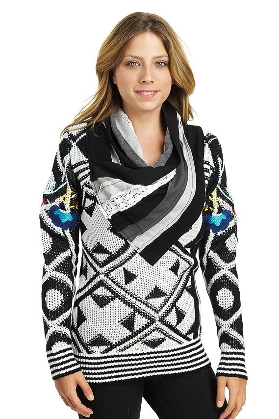 Desigual Women's Enero Pullover Sweater