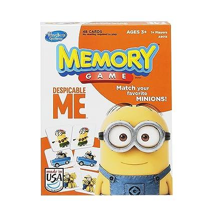 Hasbro Jeu de mémoire Despicable Me Edition
