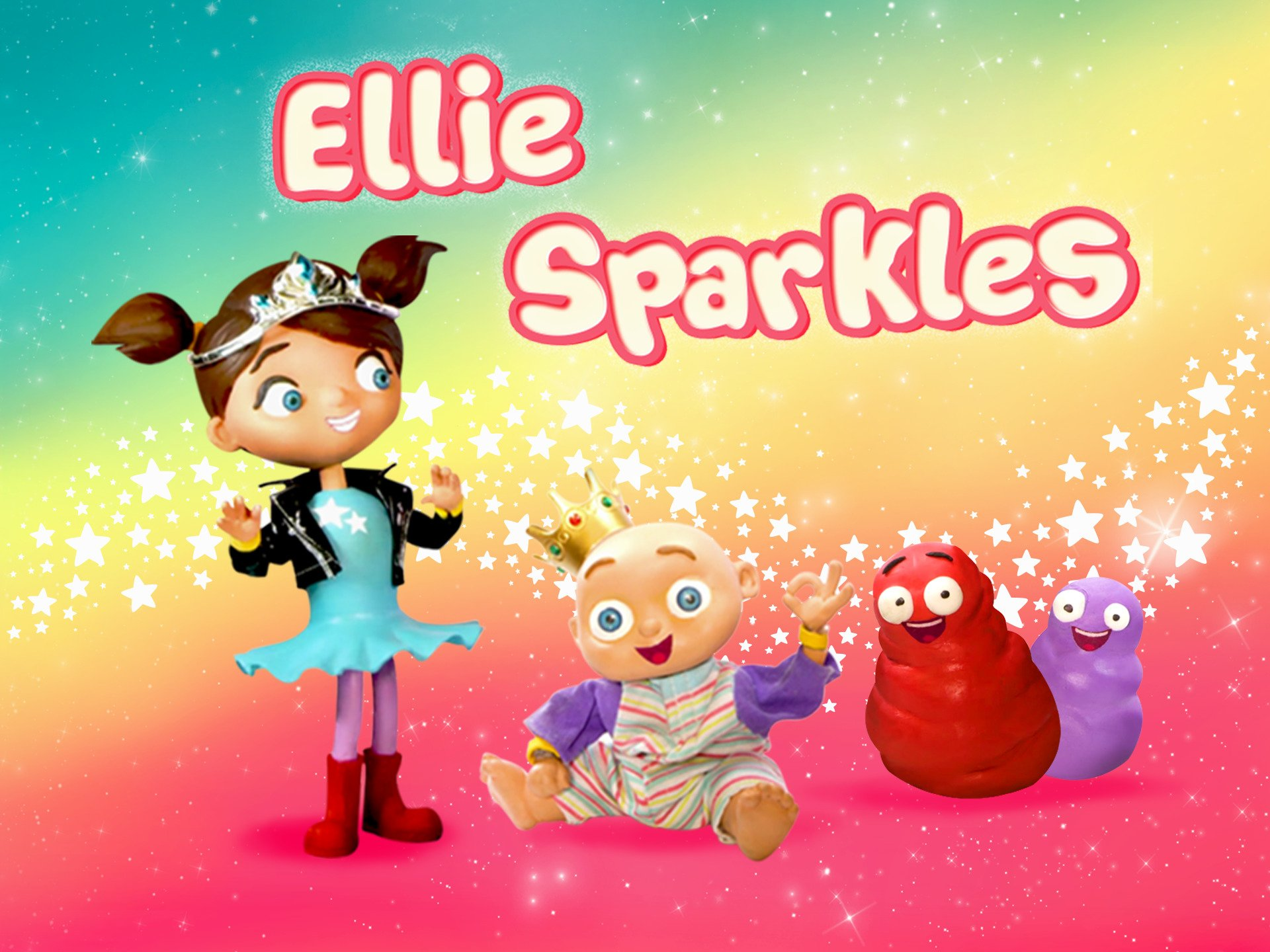 Ellie Sparkles on Amazon Prime Video UK
