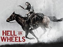 Hell on Wheels - Season 3