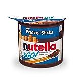 Nutella & Go! Hazelnut Spread with Pretzel Sticks (24 Count)