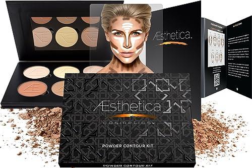Aesthetica Cosmetics Contour Kit