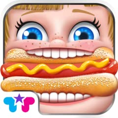 Hot Dog Truck : Lunch Time Rush! Cook, Serve, Eat & Play