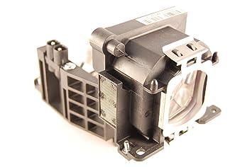 Beamer PJxJ Bombilla de Recambio 5J.J2605.001 para BenQ W5500 W6000 W6500 proyector