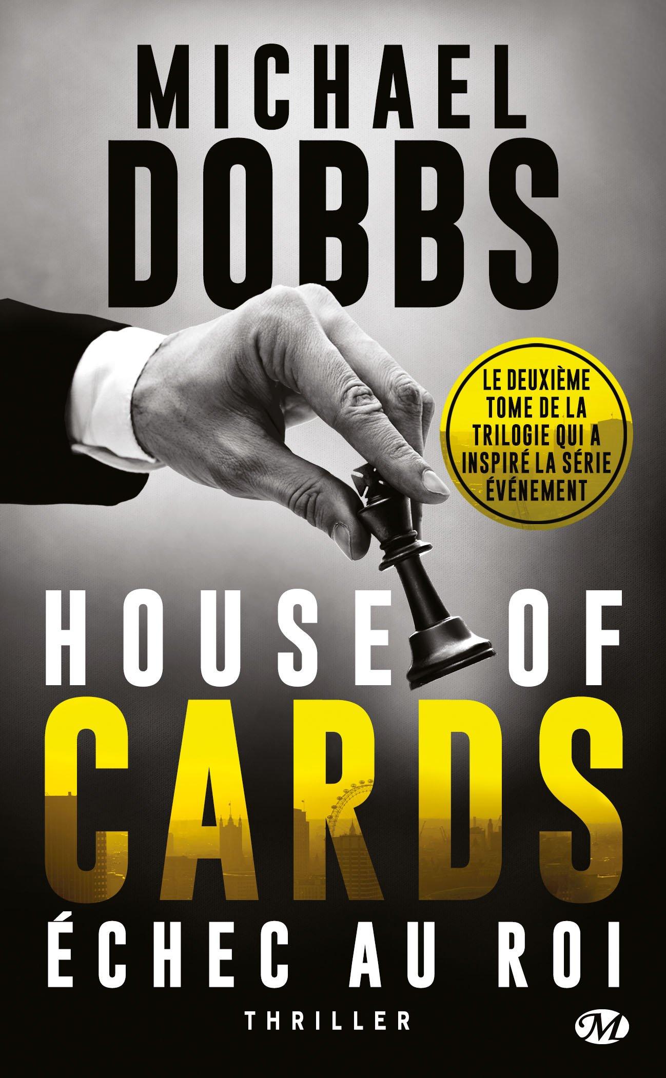 House of cards Tome 2 : Échec au roi 81e7TAfJmoL