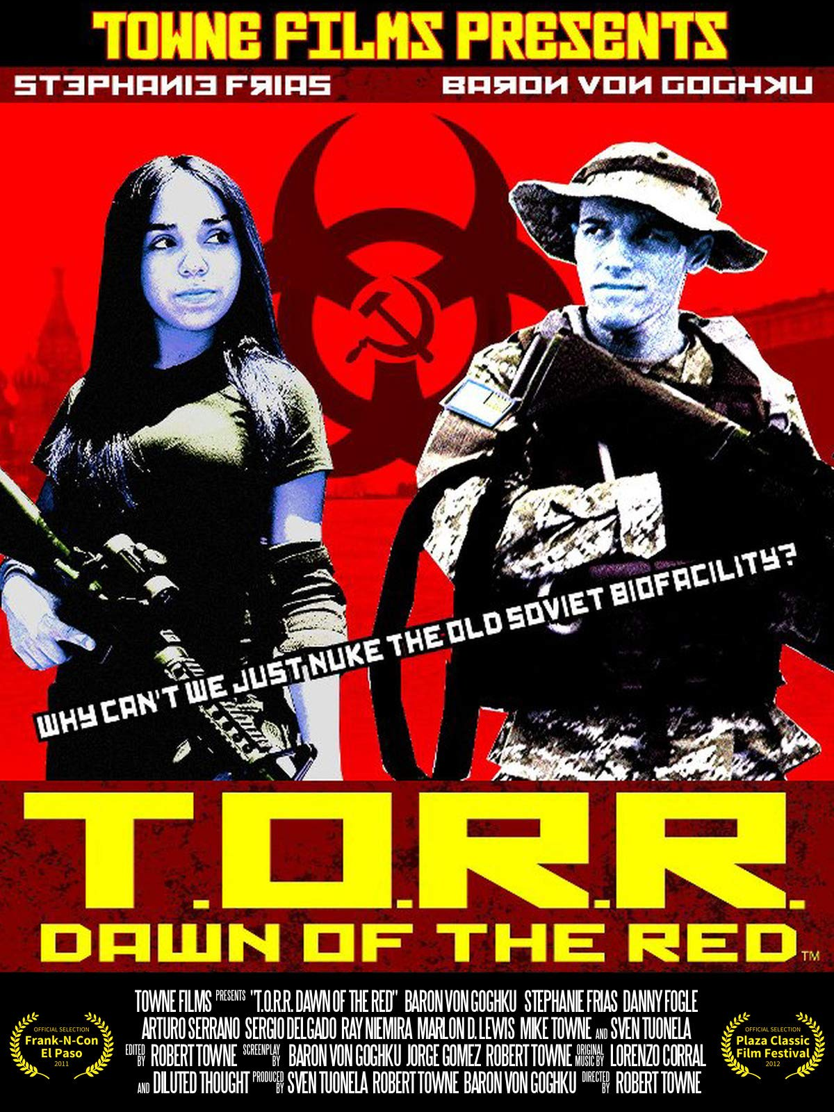 T.O.R.R. Dawn of the Red