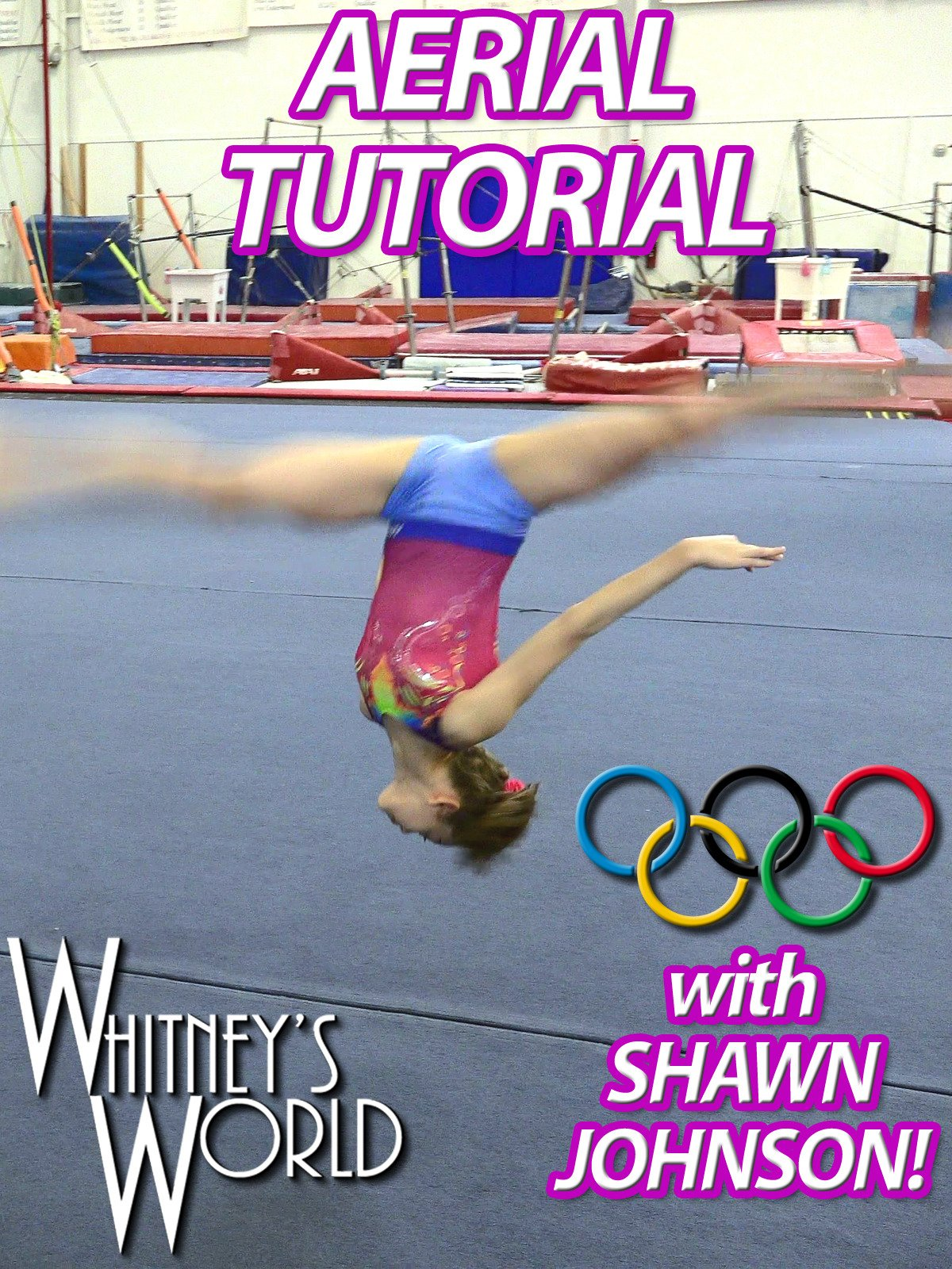 Aerial Tutorial with Shawn Johnson
