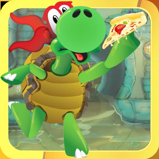 Turtle Ninja Pizza Fan (Ninja Turtles Free compare prices)