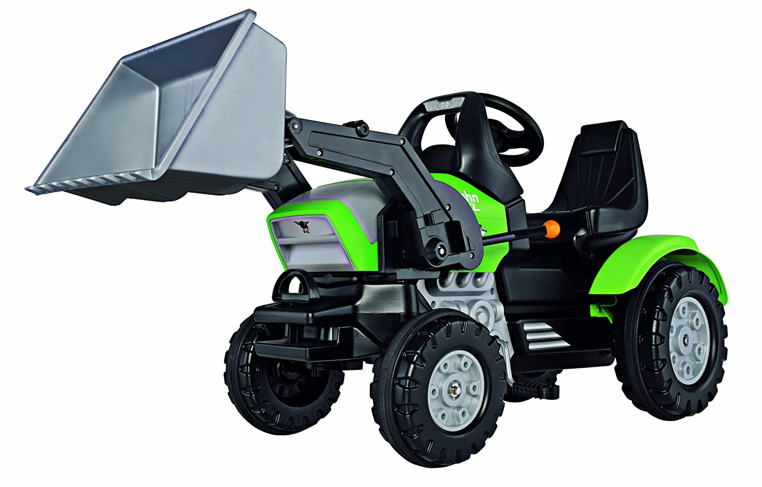 rezension big 800056546 - john-xl-loader, sehr gut ~ bagger zum