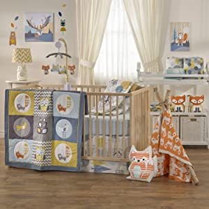 Lolli Living Woods Baby Bedding Collection