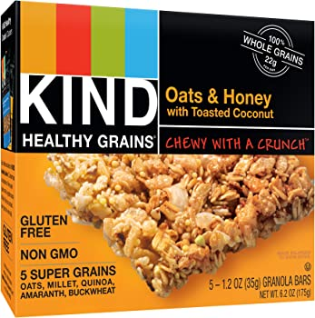 3-Pack KIND Healthy Grains Granola Bars