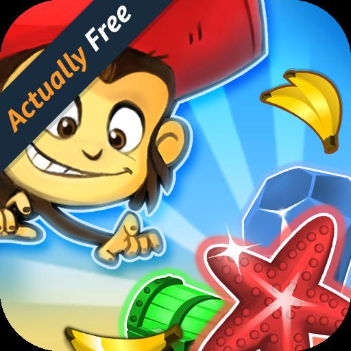 Monkeys Ahoy! (Scallywag Pirate)