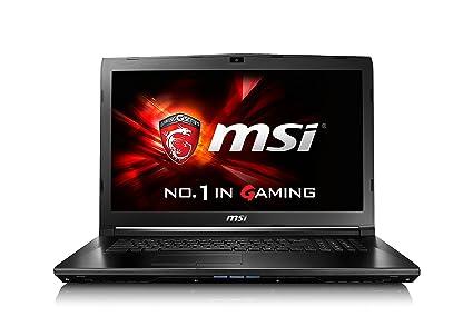 """MSI GL72 6QF-430FR Ordinateur Portable Non tactile 17""""(43,18 cm) Noir (Intel Core i5, 8 Go de RAM, 1 To, Nvidia GeForce GTX960M, Windows 10)"""