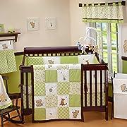 Kidsline Disney Retro Pooh Crib Bedding Collection