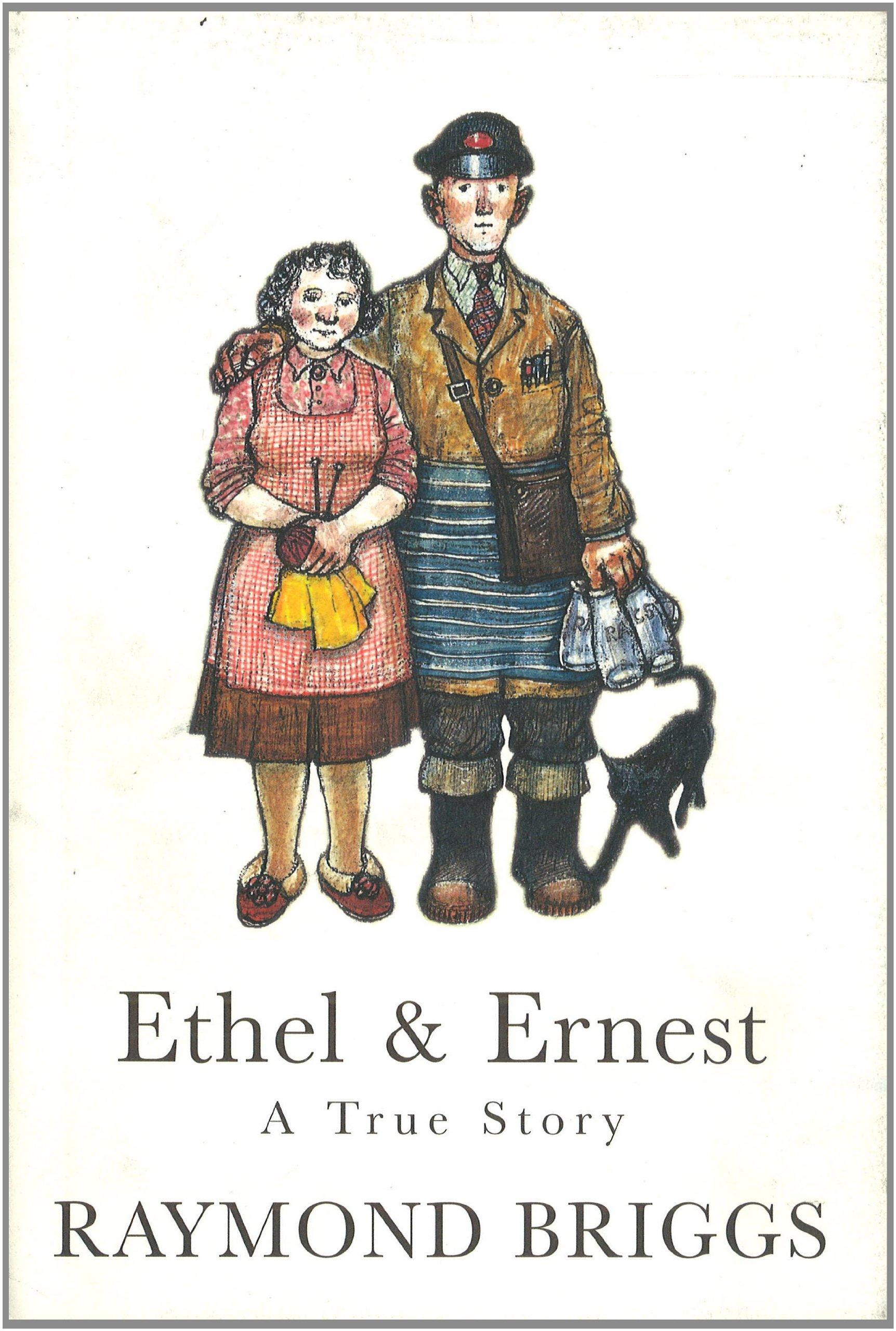 """Resultado de imagem para """"Ethel & Ernest"""""""