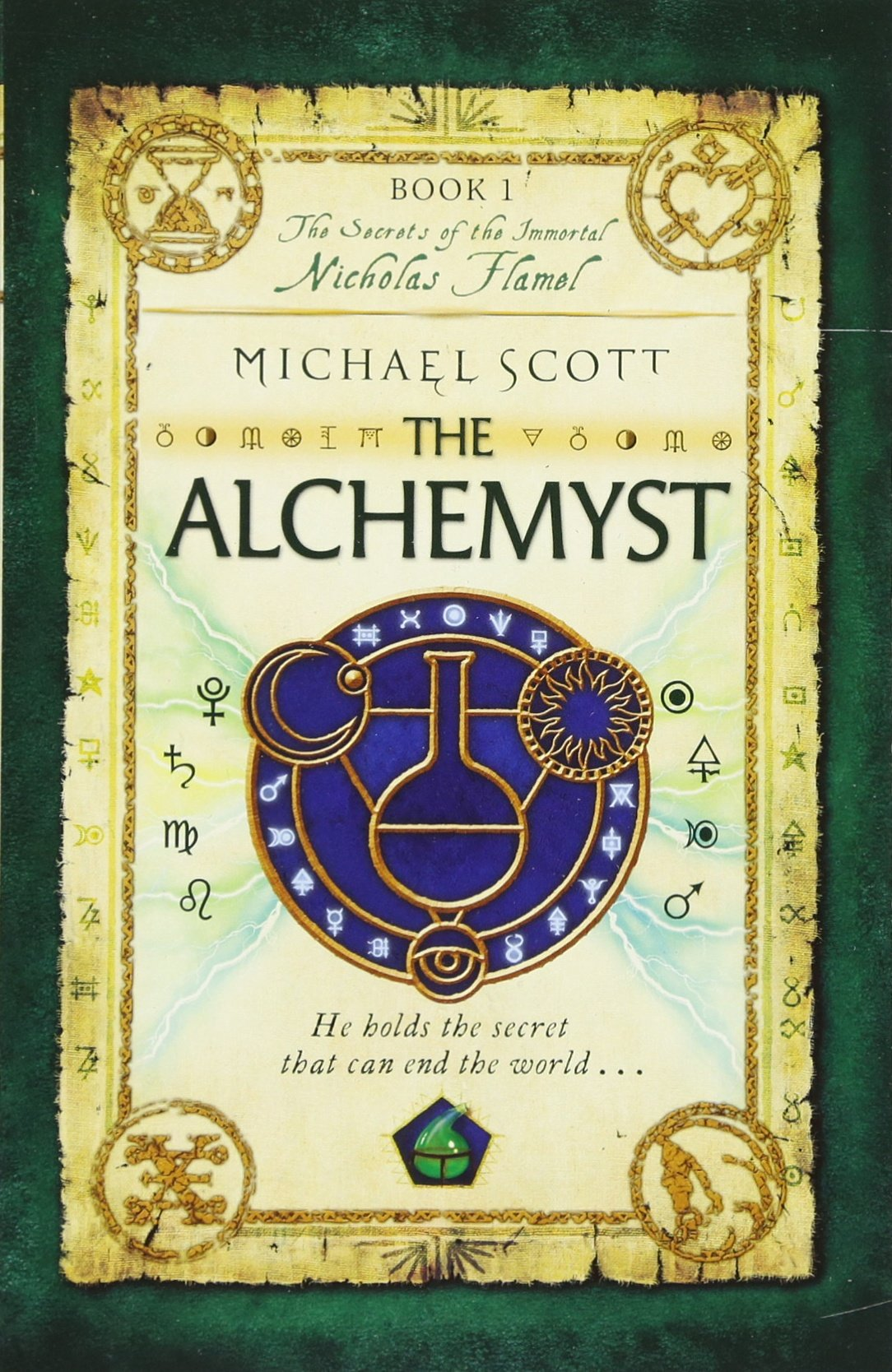 Buy The Alchemyst: Book 1 (the Secrets Of The Immortal Nicholas Flamel)  Book Online At Low Prices In India  The Alchemyst: Book 1 (the Secrets Of  The