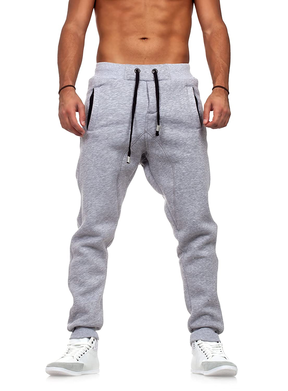 Young & Rich Herren Jogginghose Sweatpants