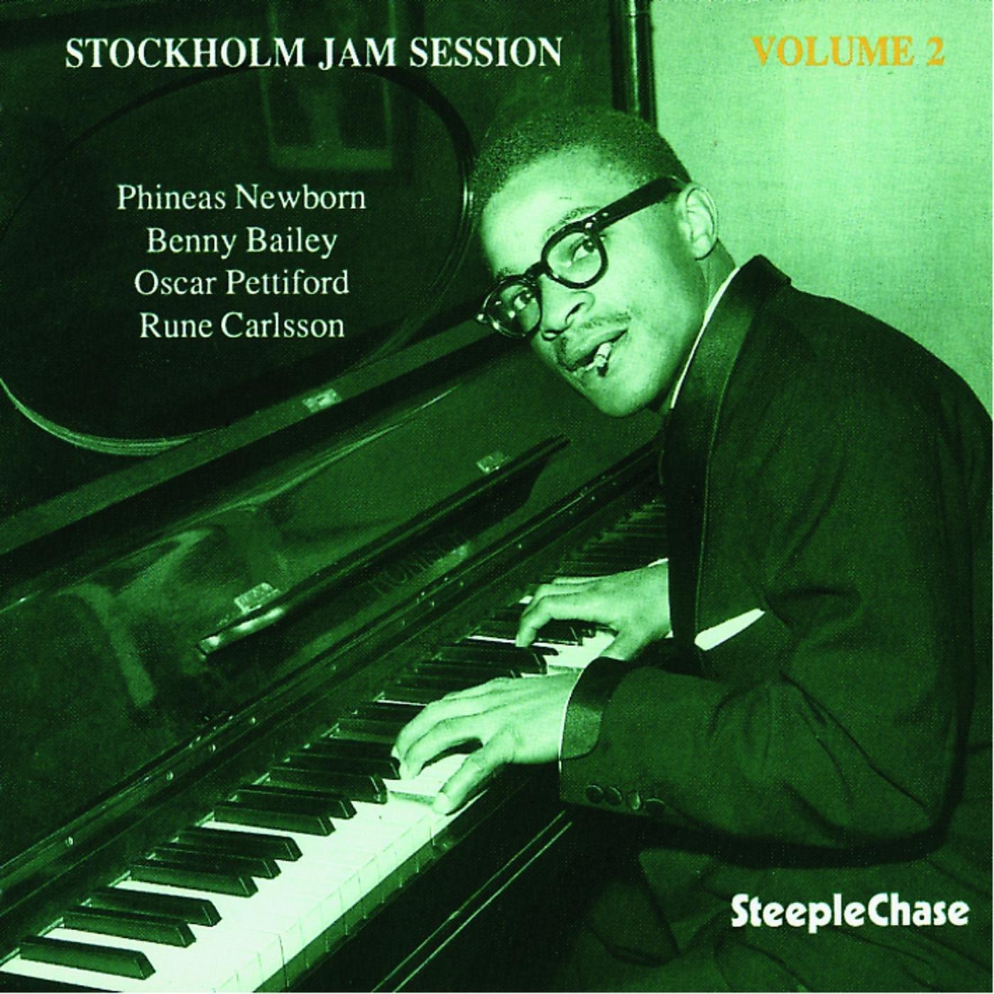 Stockholm Session Vol.2