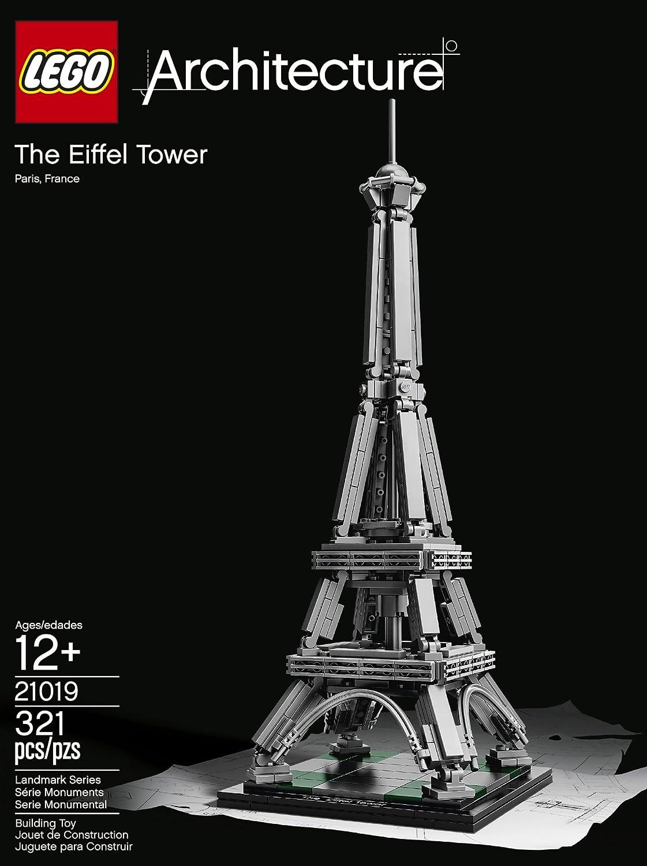 Eiffel Tower Dimensions Eiffel Tower Toys Games