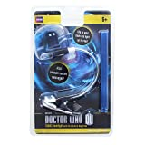 Underground Toys Doctor Who Book Light with UV Pen (Color: Blue)