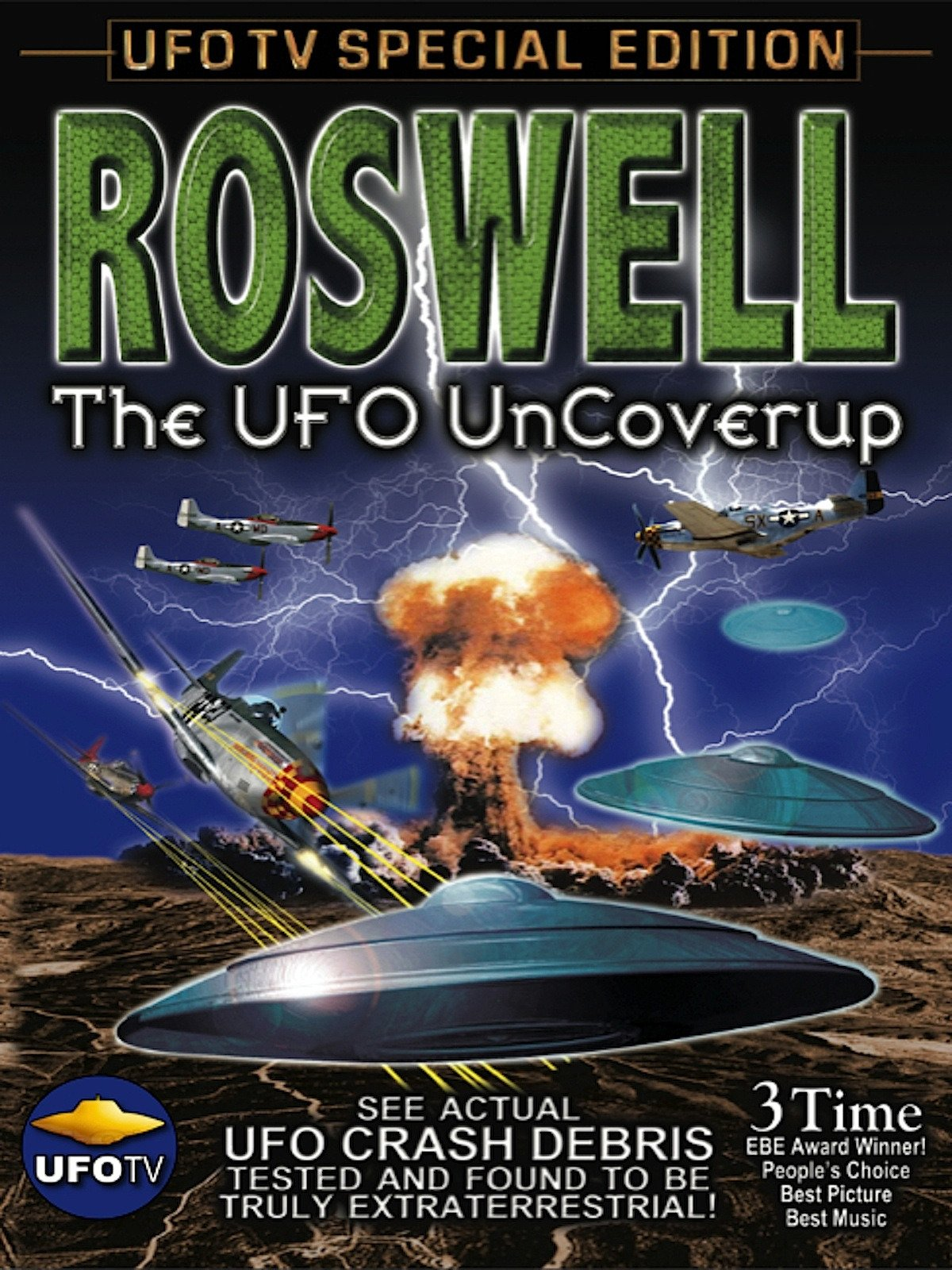 Roswell the UFO Uncoverup on Amazon Prime Instant Video UK