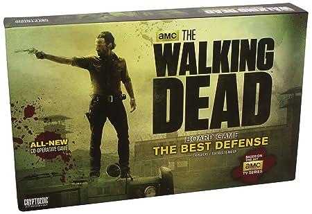 Cryptozoic Entertainment - 330248 - Jeu De Cartes - The Walking Dead 2 - The Best Defense