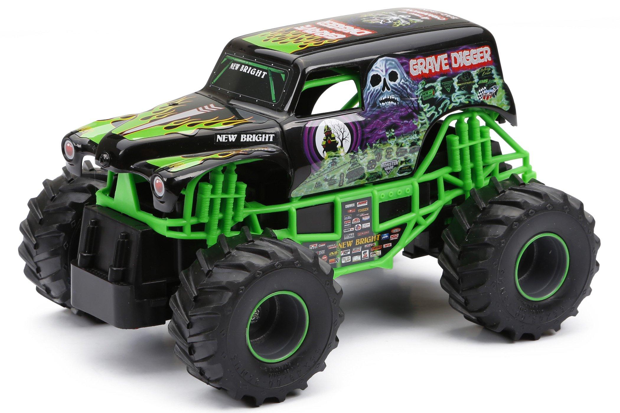 Buy Radio Control Monster Truck Now!