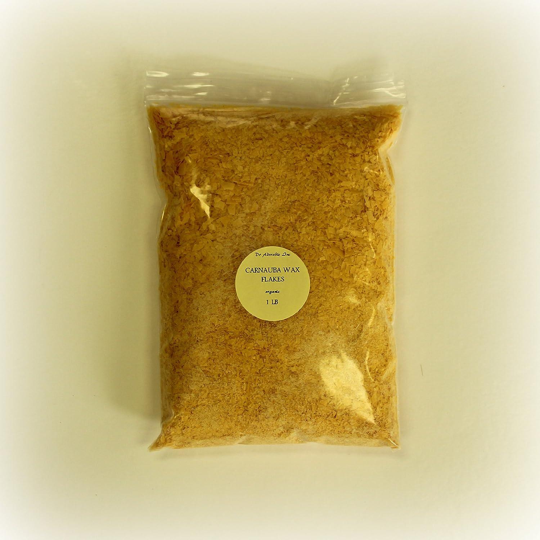 Carnauba Wax Organic 1 Lb/ 16