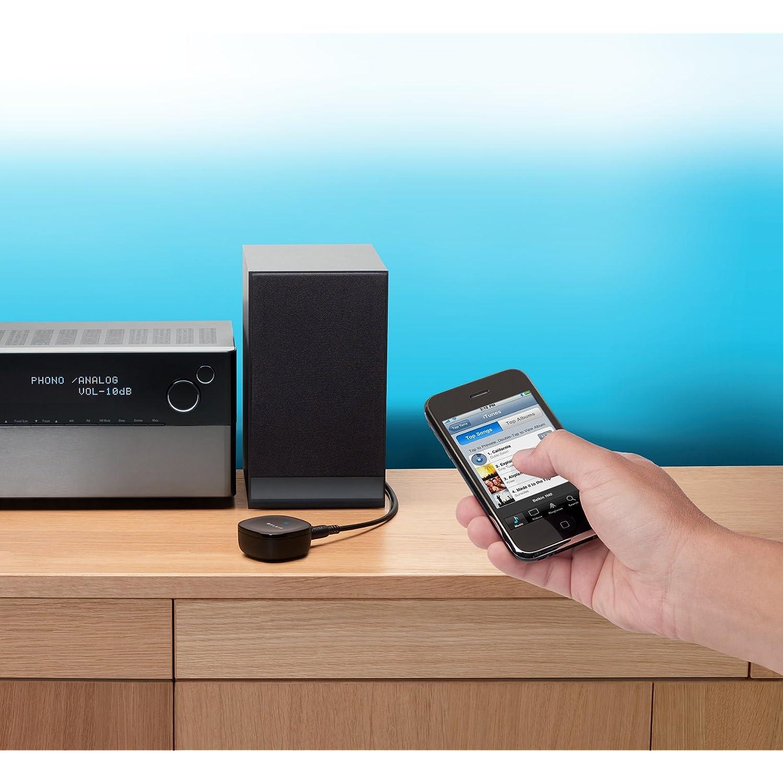 Thiết bị kết nối cho điện thoại Belkin F8Z492TTP Bluetooth Music Receiver.