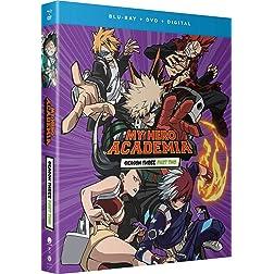 My Hero Academia: Season Three Part Two [Blu-ray]