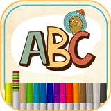 Peinture magique ABC...