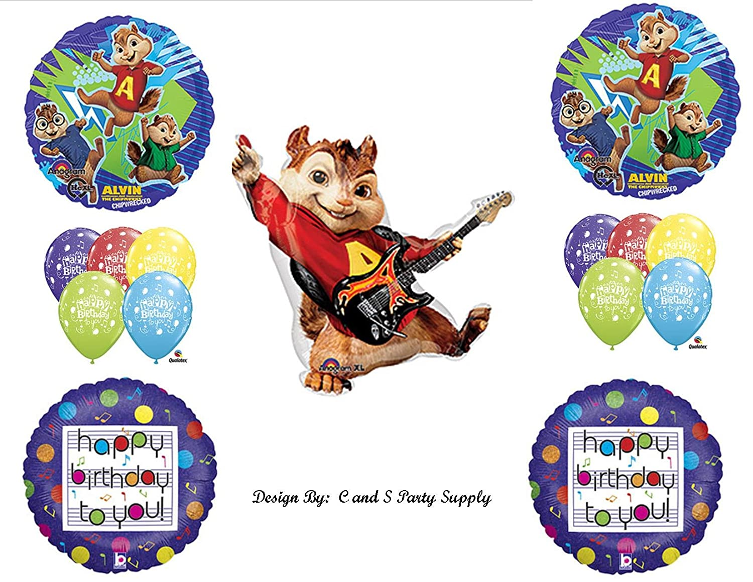 Happy Birthday Alvin Chipmunks Song Alvin And The Chipmunks Happy