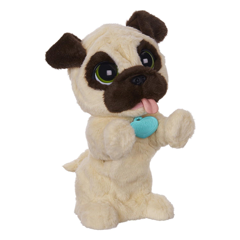 FurReal Friends JJ My Jumpin Pug Pet