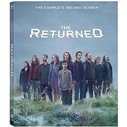 Returned: Season 2 [Blu-ray]