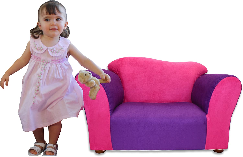 ROSENBERRY Zimmer Fantasy Furniture Microsuede Wave Stuhl jetzt bestellen