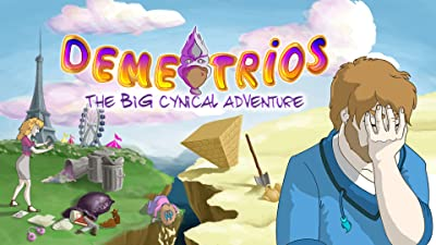 Demetrios - The BIG Cynical Adventure [Online Game Code]