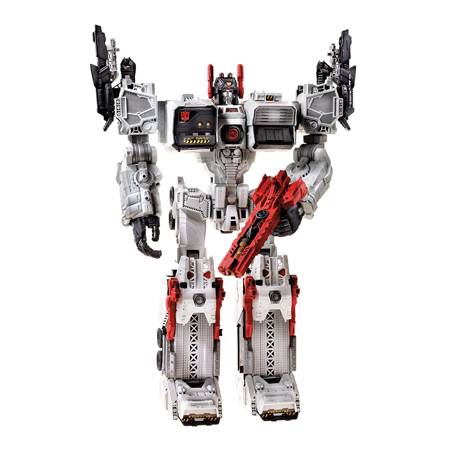 Transformers Generations Titan Class Metroplex with Autobot Scamper Figure
