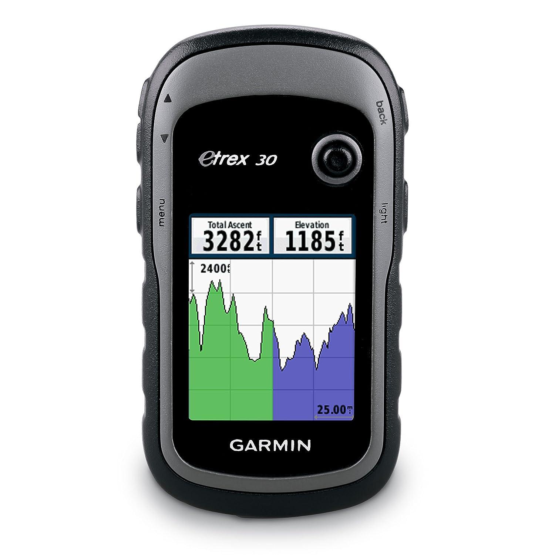 Máy định vị GPS Garmin eTrex 30 Worldwide Handheld GPS Navigator. Mua hàng Mỹ tạ