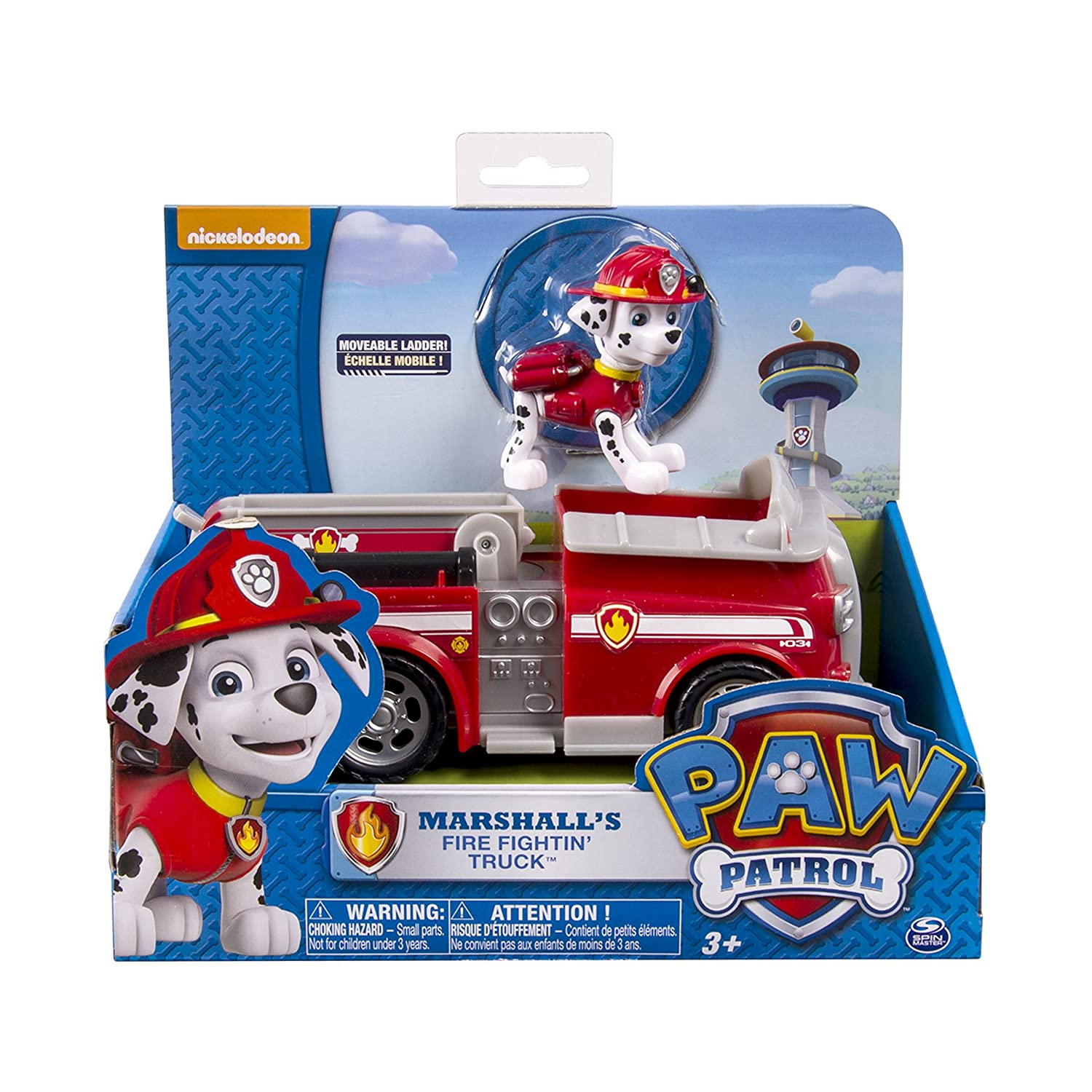 Nickelodeon Paw Patrol Marshall's Fire Fightin'