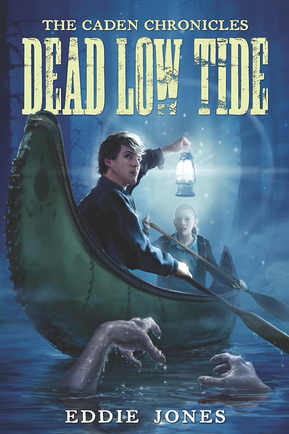 Dead Low Tide (The Caden Chronicles) [Kindle Edition] Eddie Jones (Author)