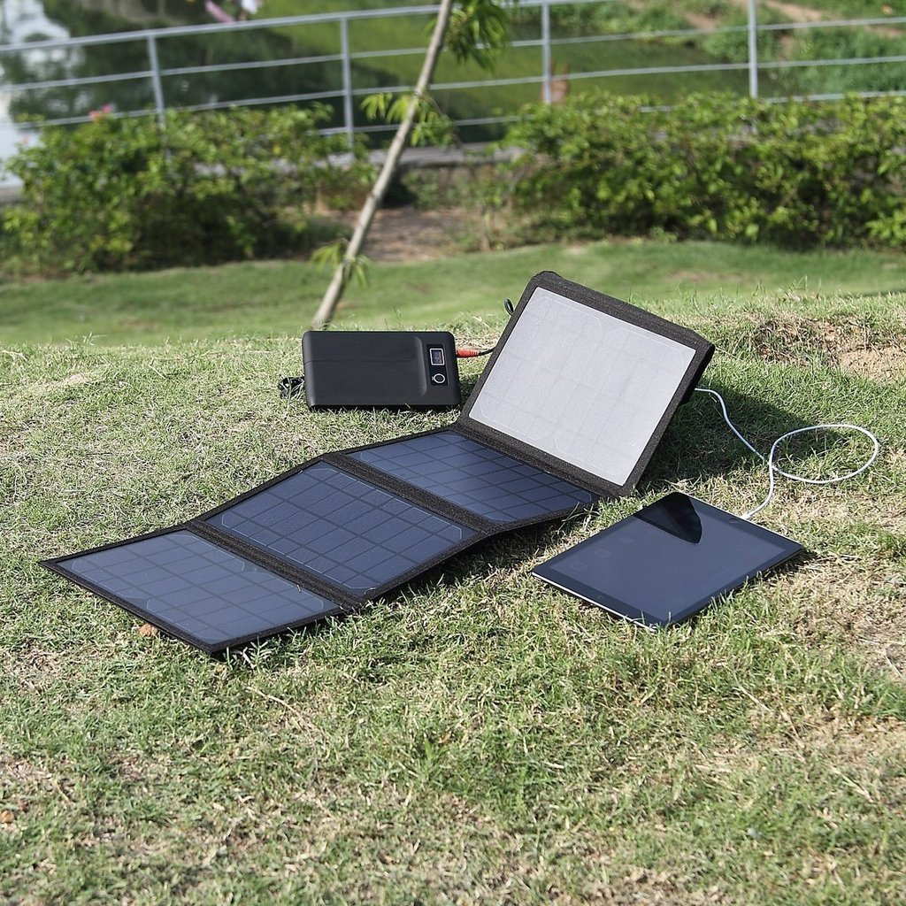 Ricaricatore Solare 20W