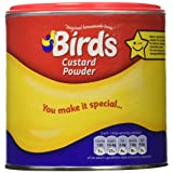 Bird's Custard Powder Original -- 300 g (Tamaño: 300)