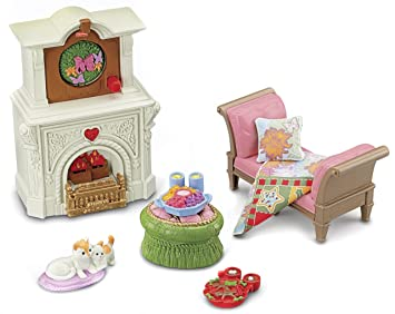 Fisher-Price Loving Family 2-In-1 Seasonal Room Set by Fisher-Price