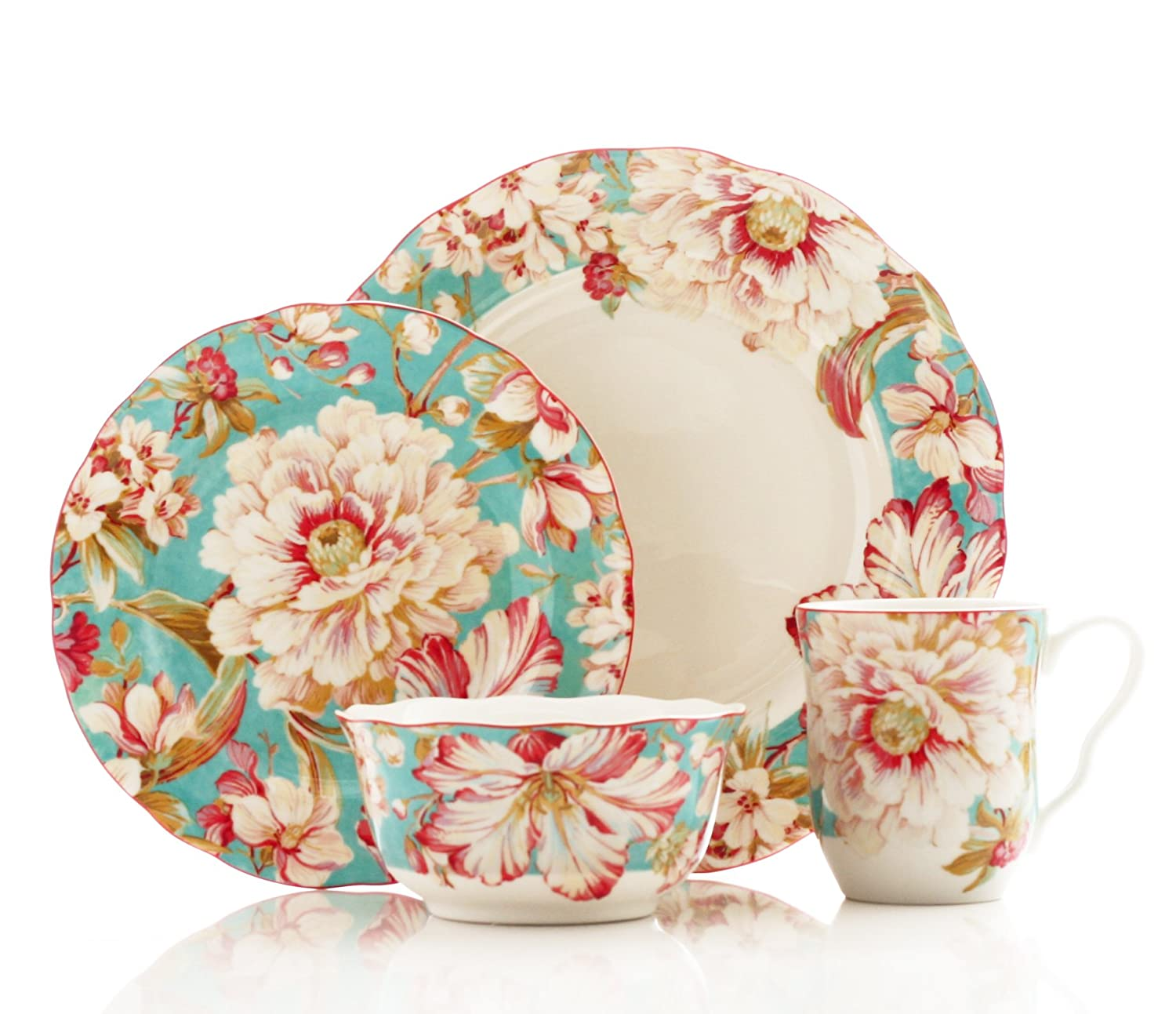 222 fifth dinnerware enchanted woods for 222 fifth dinnerware