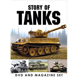 Story Of Tanks Magazine Set