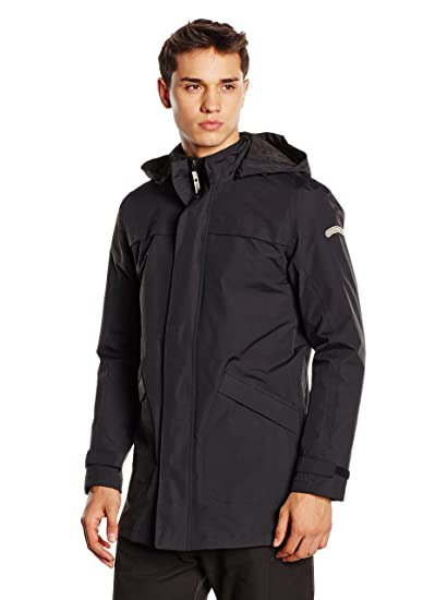 Tucano urbano 8874N8 nYOS 3/4 pour femme-respirant et imperméable length jacket w noir-taille xXXL